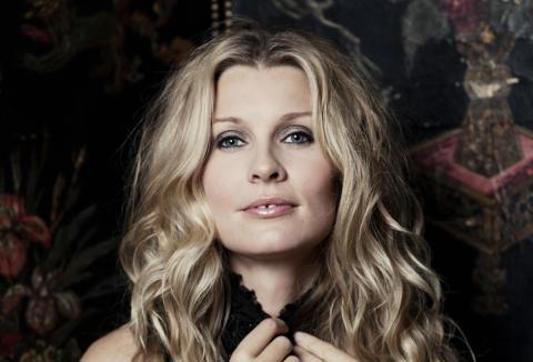 Pernilla Andersson ger dubbelt stöd som mentor för unga musikstudenter