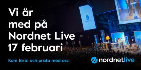 Vi ses väl på Nordnet Live!