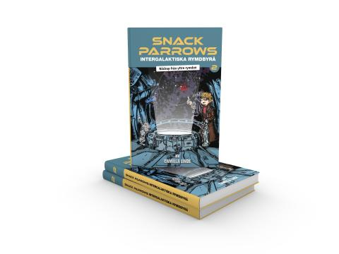 Snack Parrows intergalaktiska rymdbyrå: Nödrop från yttre rymden