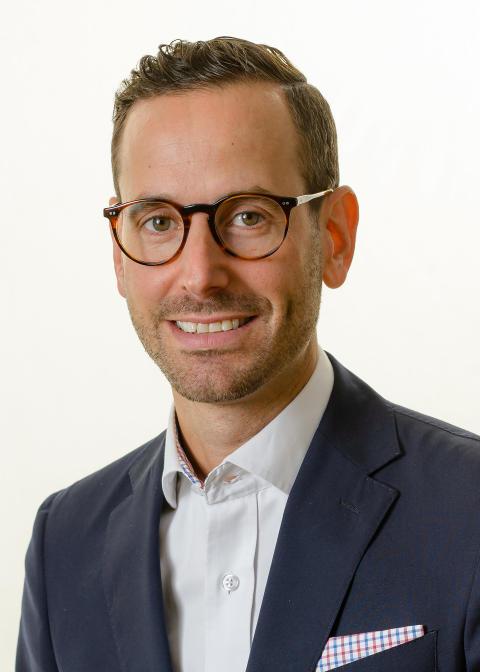 Jonas Högset, ansvarig för nyproduktion på SABO