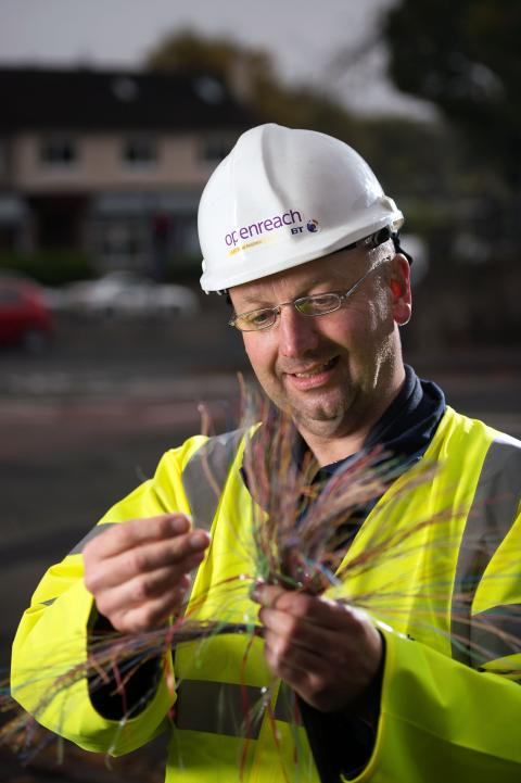 BT'S £110 million pound boost for Dundee economy