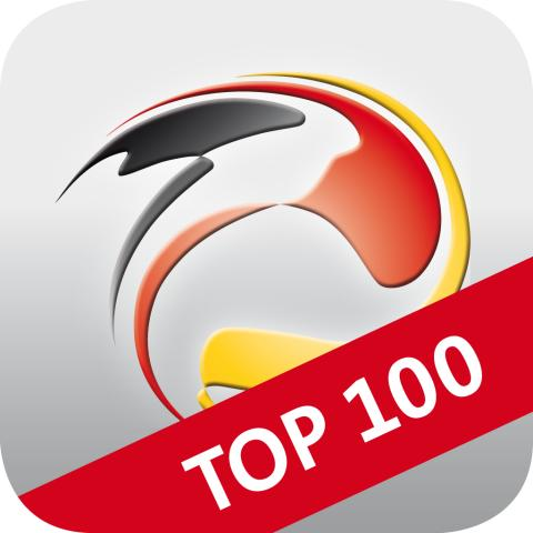 "Ny update till DZT-appen ""Top 100"""