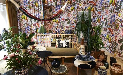 Mexico – new exhibition at Svenskt Tenn