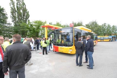 MANs gasbusser fragter nu pasagerer i København