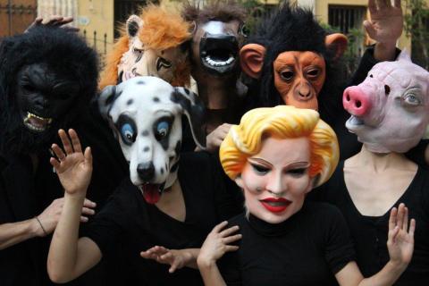 CRISÁLIDA  Memory Wax och Danza Teatro Retazos, Kuba