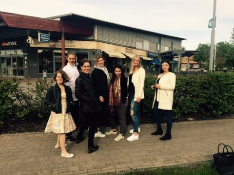 Tillbaka från Europaäventyr – hör de unga entreprenörernas berättelser