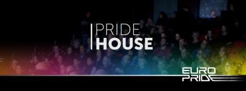 Pride House kickstarter EuroPride2014.
