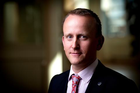 Kristian Elvefors, vd Volvo Car Sverige