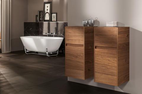 Design et fonctionnalité d'excellence -  La gamme diversifiée de meubles de salle de bains de Villeroy & Boch