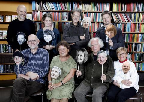 Författarna och illustratörerna 2010
