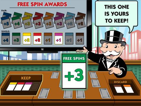 Monopoly Dream Life slot hos Vera&John