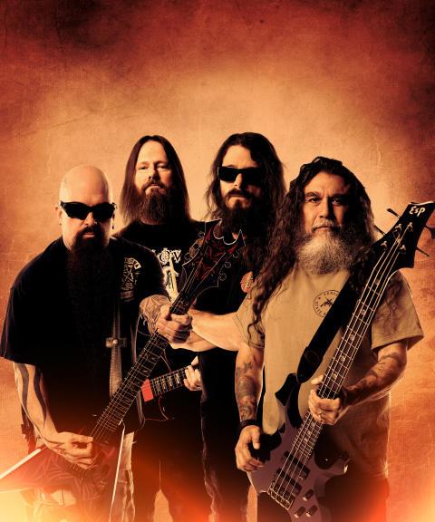 Slayer och ytterligare 10 band klara!