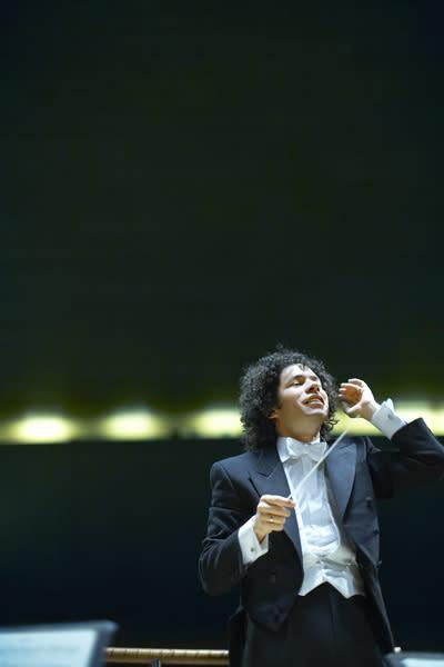 Gustavo Dudamel är Årets Göteborgare 2010