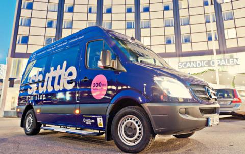Nettbuss Transfer och Taxi Göteborg i nytt samarbete  – startar shuttletrafik mellan Göteborg och Landvetter flygplats – storsatsar tack vare den nya kollektivtrafiklagen