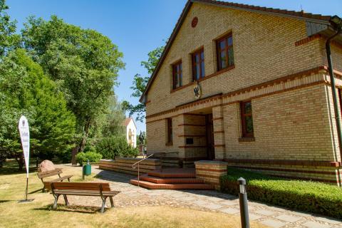 Brandenburg-Preußen-Museum in Wustrau