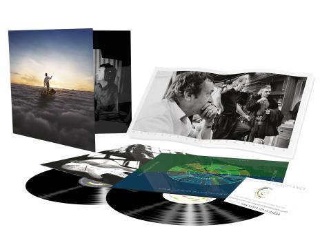Pink Floyd The Endless River vinyl packshot