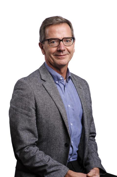 Anders Lindh, vice ordförande i Praktikertjänsts styrelse. Leg läkare.