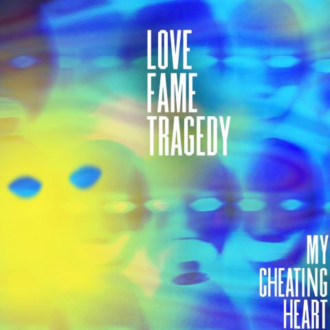 """Love Fame Tragedy – nytt soloprojekt från Matthew """"Murph"""" Murphy  (The Wombats)"""