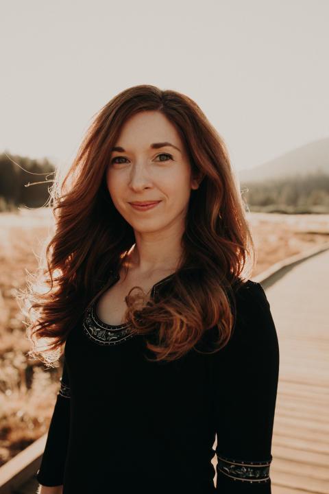 Författarscenen: Gemma Hartley