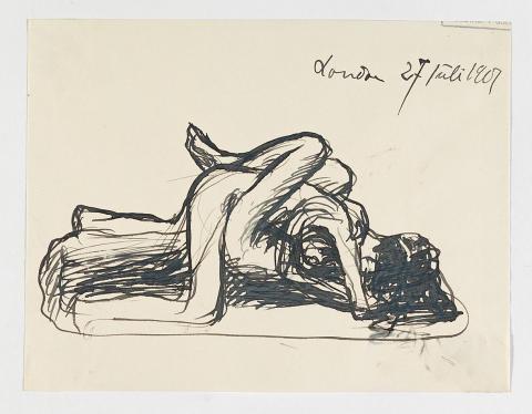 Gustav Vigelands erotiske tegninger og ny samlingsmontering