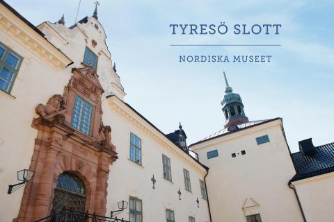 Tyresö slott (Nordiska museets förlag 2016. Omslag: Susanne Viborg, Bok och form.Omslagsfoto: Karolina Kristensson, Nordiska museet