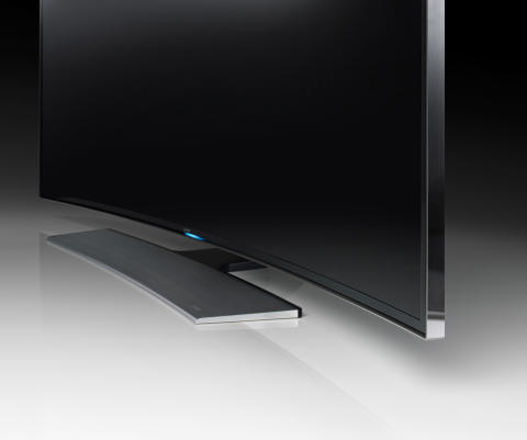 Curved UHD