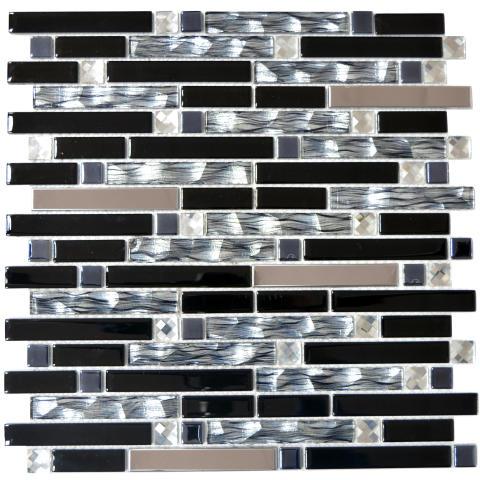Mosaik Eventyr Den Standhaftige Tinsoldat  Sort 30x30, 848 kr. M2.