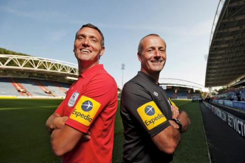 EXPEDIA SIGNS UP AS OFFICIAL SPONSOR OF PROFESSIONAL REFEREES AND MATCH OFFICIALS