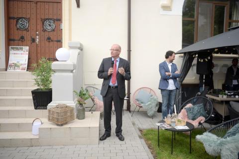 Ambasadorul Danemarcei în România, Søren Jensen