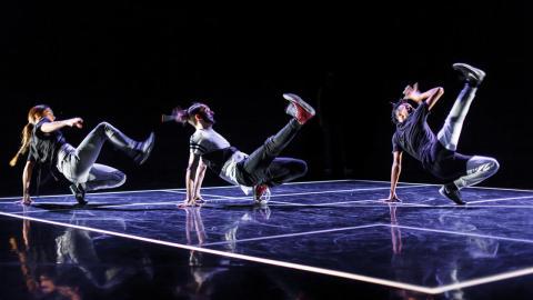 Vårens dansföreställningar på Vara Konserthus