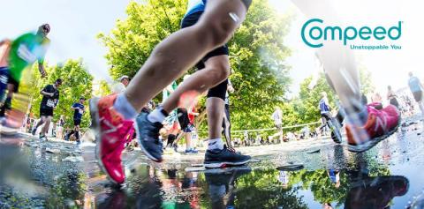 Inga skavsår kan stoppa löparna från att fullfölja Göteborgsvarvet i år