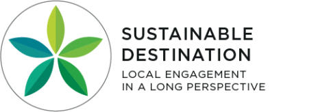 Sustainable Destination logo