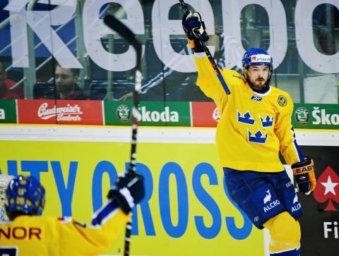 Skoda Sverige sluter avtal med Svenska Ishockeyförbundet