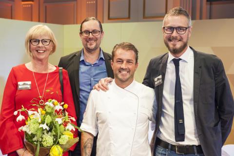 Vinnare Arla Guldko Bästa Seniormatglädje 2018 - Tre Stiftelser