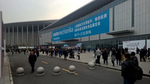Heading into Automechanika Shanghai