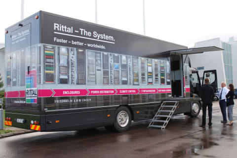 Roadshow 'Rittal - The System'!