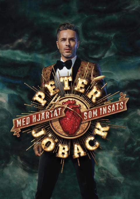 Peter Jöback - His Greatest Show - Med Hjärtat Som Insats