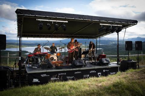 Stølsrock på Jonstølane i Hemsedal lørdag 8. juli
