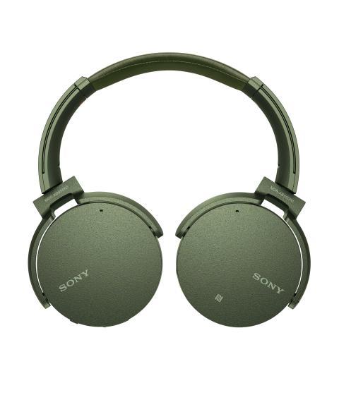 MDR-XB950N1 von Sony_grün_4