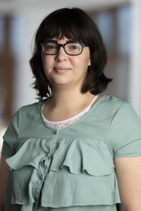Maria Guthke väljs till ny ordförande för Lärarförbundet Student