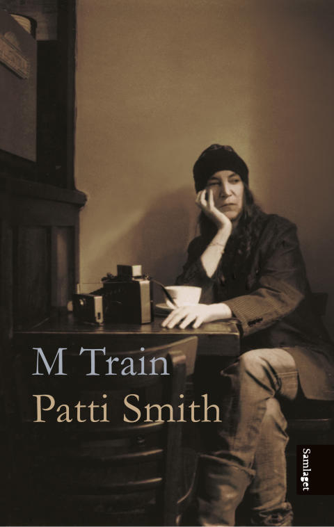 """M Train"" av Patti Smith ute på norsk"