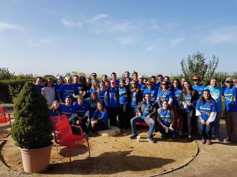 Mondelez International  y la Fundación Carmen Pardo-Valcarce  unidos por la inclusión de personas con discapacidad intelectual