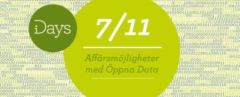 I Norrköping läggs grunden till framtidens affärsmöjligheter med öppen data