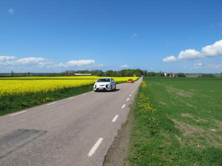 Svenssontest med elbilar och laddhybrider 1,68 kronor milen: Elbilarna energieffektivast