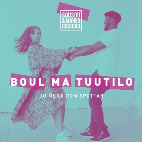 """Sousou & Maher Cissoko släpper sin egen tolkning av Kapten Röds """"Ju mer dom spottar""""!"""