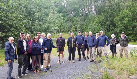 Årsmöte vid Alsterån och omorganisation i Älvräddarna