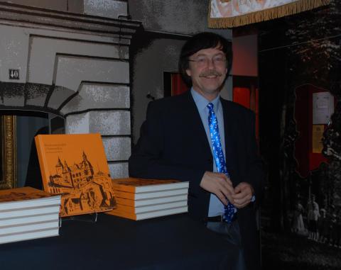 Jubileumsboken Kristianstad 400 år släpps