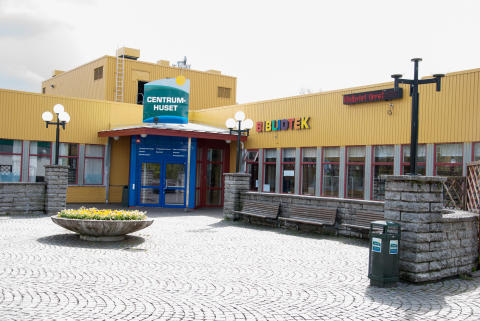 Flera åtgärder för ett tryggare bibliotek på Öxnehaga