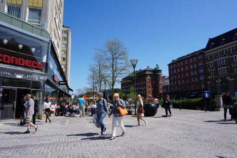 Det går bättre och bättre för Malmö City!