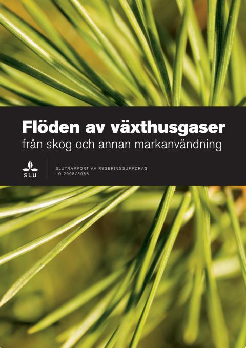 Flöden av växthusgaser från skog och annan markanvändning